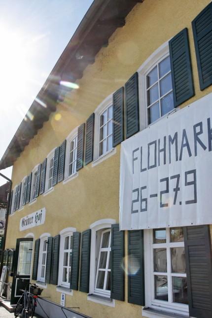 Grüner Hof Freising vor dem pächterwechsel ausverkauf im grünen hof freising