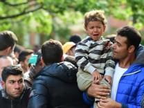 Asylsuchende in Berlin