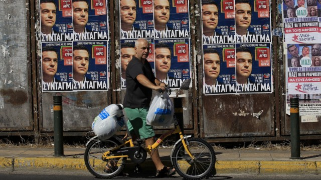 Greece ahead of the elections