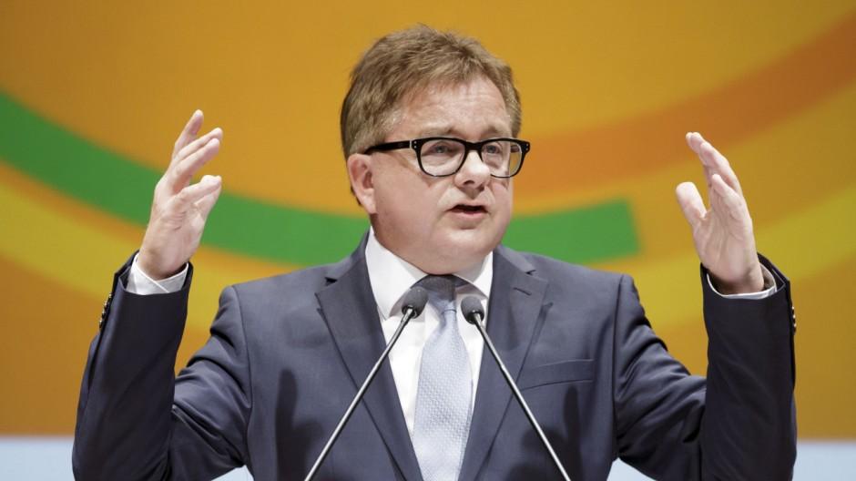 Parteikonvent der baden-württembergischen CDU
