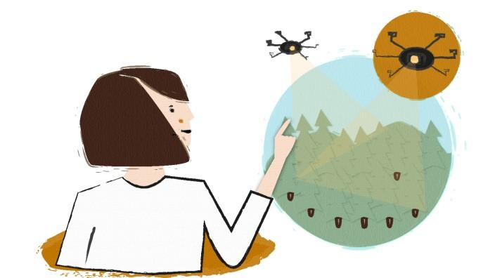 San Francisco Drohnen USA Kolumne
