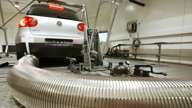 VW VW-Manipulation