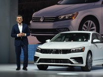 VW-Amerikachef Michael Horn