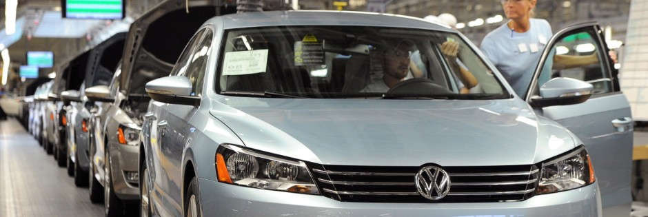VW shares plunge after carmaker admits cheating in US emissions t
