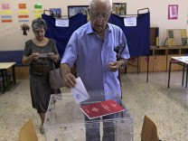 Greece heading to polls in general elections