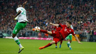 Bayern Muenchen - VfL Wolfsburg - Bundesliga
