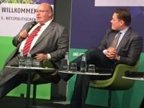 Peter Altmaier bei den Grünen