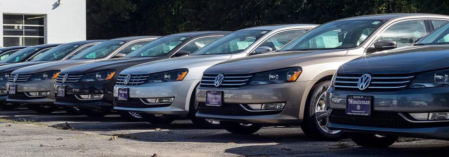 Volkswagen USA emission