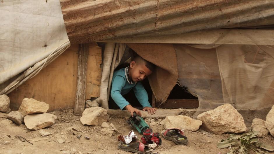 Flüchtlinge Syrien-Flüchtlinge