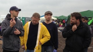 Flüchtlinge Helfer aus München
