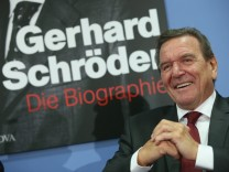 Gerhard Schroeder Presents Biography