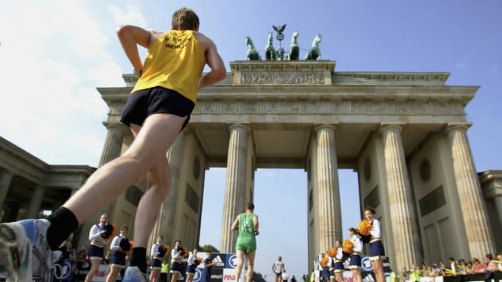 Berlin Marathon 2005