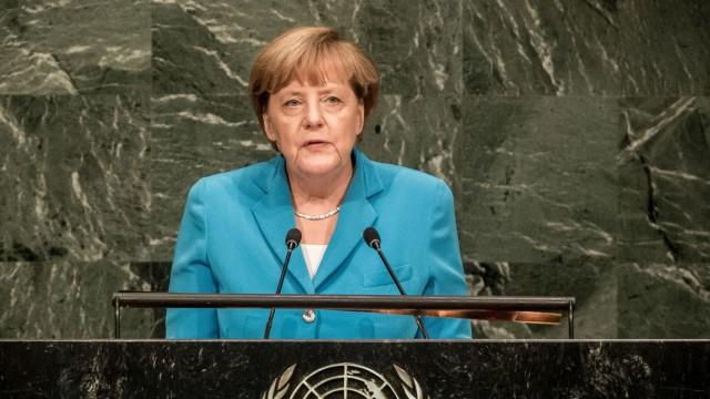 UN - Angela Merkel