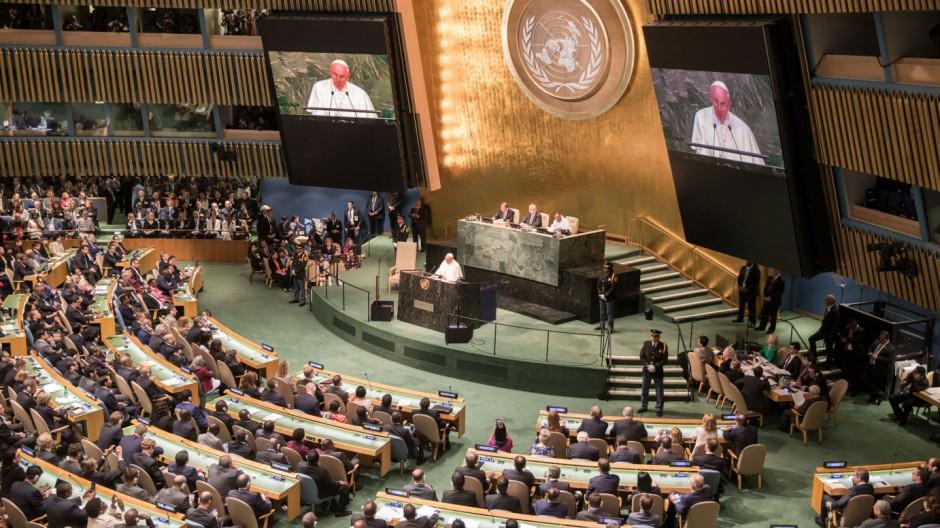 UN Generaldebatte