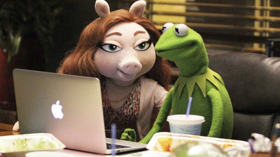 DENISE, KERMIT THE FROG