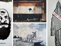 jetzt.de interview mit ägyptischem streetart-Künstler