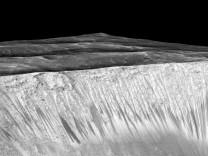 Salzflüsse auf dem Mars