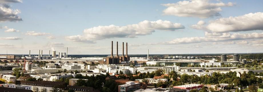 Wolsfburg, Home Of Volkswgen