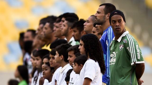 Fluminense v Atletico MG - Brasileirao Series A 2015