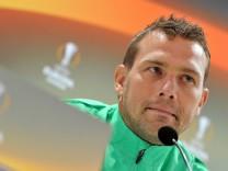 Pressekonferenz FC Augsburg