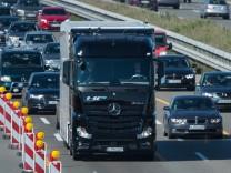 Mercedes-Benz Actros mit System Highway Pilot