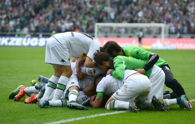 Borussia Mönchengladbach - VfL Wolfsburg