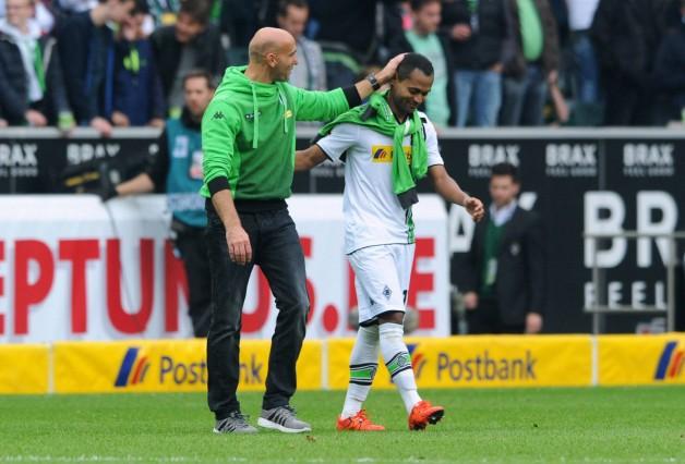 Fussball Bundesliga Deutschland Herren Saison 2015 2016 8 Spieltag Borussia Park Mönchengladb