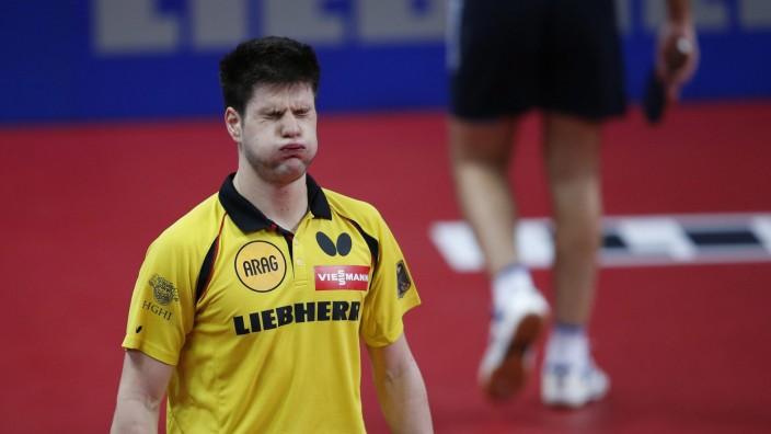 Table Tennis European Championships