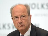 Hans Dieter Pötsch - designierter VW-Aufsichtsratsvorsitzender
