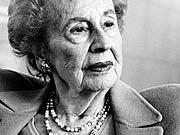 Mimi Reinhardt Schindlers Liste Foto: Dinu Mendra