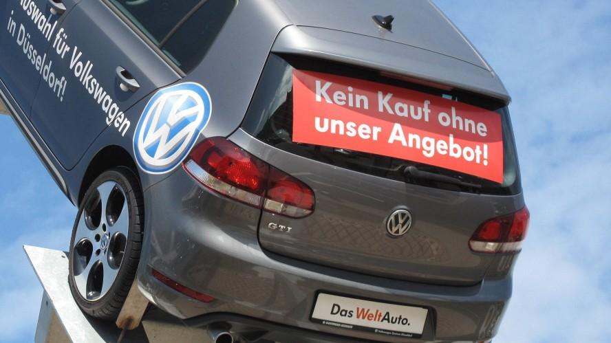 Jetzt auch noch die Volkswagen Bank