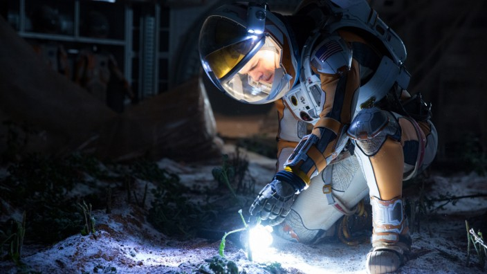 Kinostart - 'Der Marsianer - rettet Mark Watney'