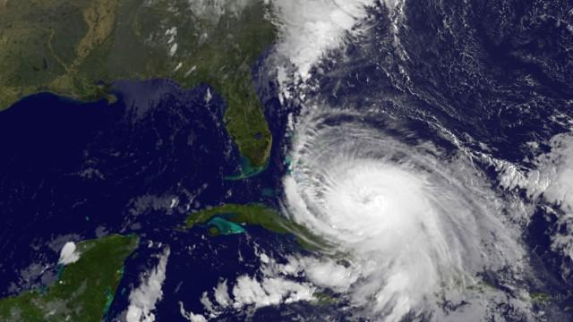 Wetterprognose Hurrikan Joaquin