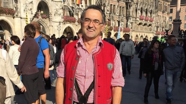 Flüchtlinge in Bayern Vom Flüchtling zum Chef