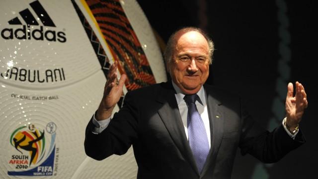 Sponsoring Adidas und die Fifa