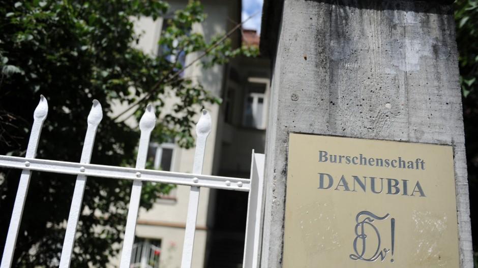Burschenschaftshaus der Danubia in München, 2014