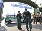 Terrordrohung gegen das Oktoberfest