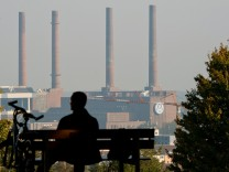 Die VW-Stadt Wolfsburg