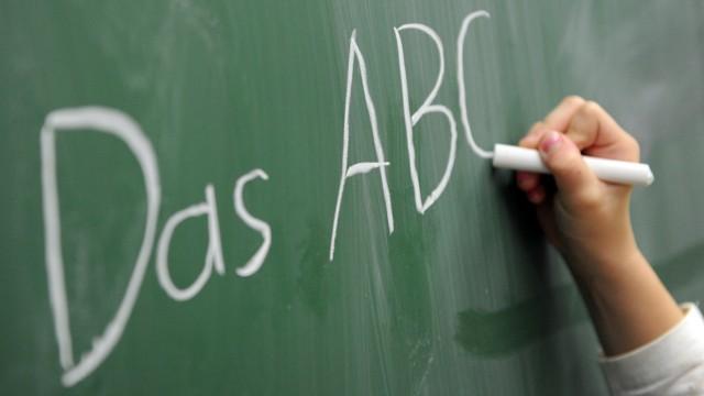Alphabetisierung in Deutschland