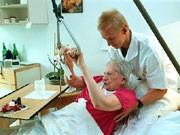 Pflegeheim, Foto: dpa
