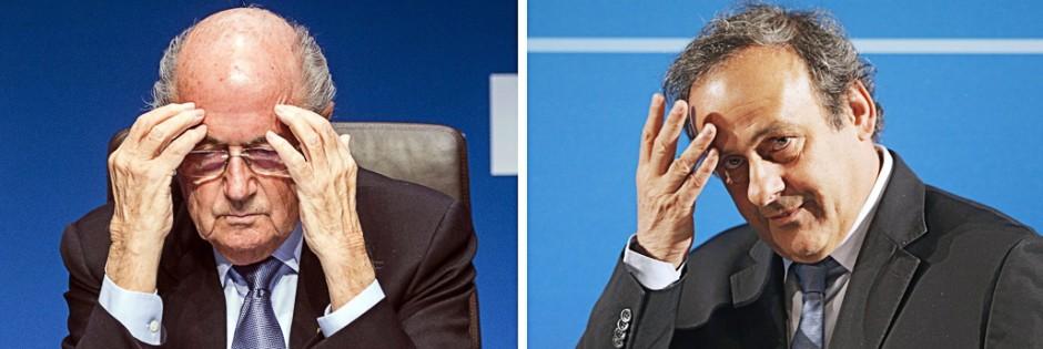 Fifa Korruption im Weltfußball