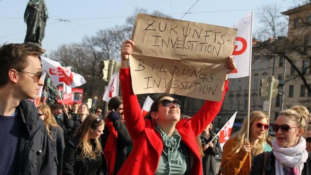 Lehrer in Bayern Quoten für Lehramtstudenten