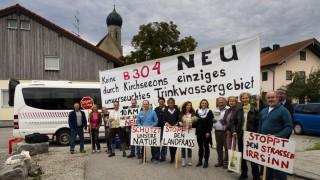 Kirchseeon Bundesverkehrswegeplan