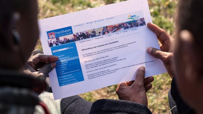 Hardheim - Leitfaden mit Benimmregeln für Flüchtlinge
