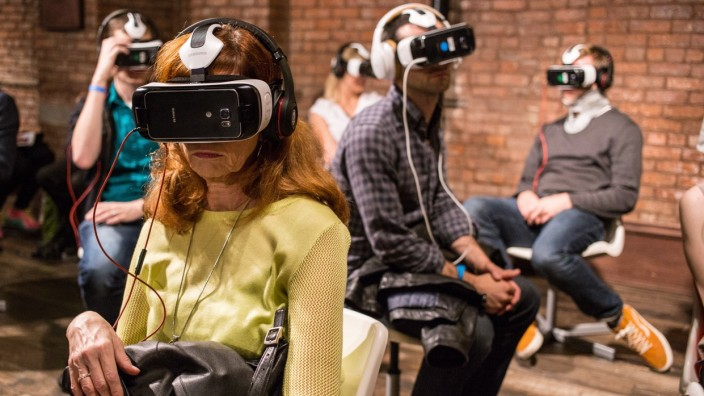 VR-Filmfest in New York