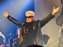 Heino im Backstage, 08.10.2015.