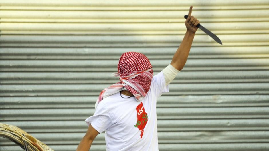 Nahost-Konflikt Israel