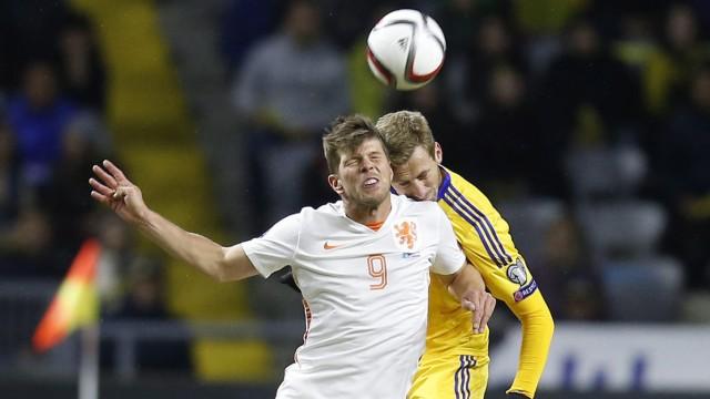 Kazakhstan vs the Netherlands