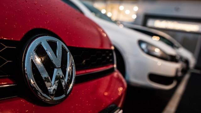Volkswagen-Fahrzeuge