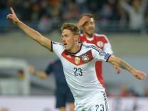 EM-Qualifikation - Deutschland - Georgien